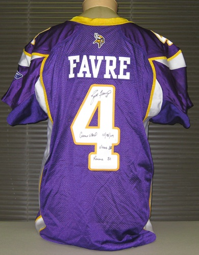 super popular c2d0c b4a4e minnesota vikings favre jersey